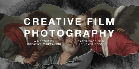Creative Film Photography Meetup tickets