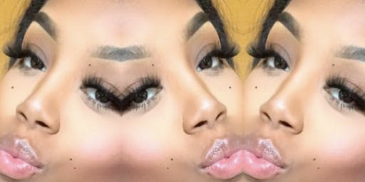 Look & learn MAKEUP CLASS WITH LEGAL TENDER