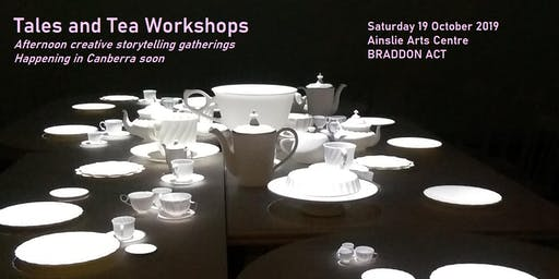 Tales and Tea Creative Storytelling Workshop