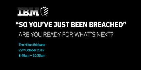 IBM Brisbane Breakfast & Learn Series - October tickets