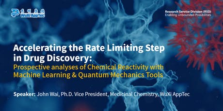 Accelerating the Rate Limiting Step in Drug Discovery tickets