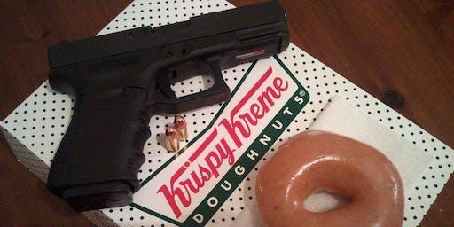 Guns & Doughnuts (Guys Shoot)