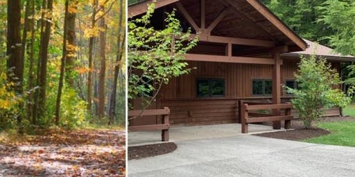 A Fall Yoga Retreat in the Metroparks (women only).