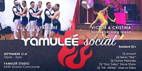 Yamulee Salsa Social tickets