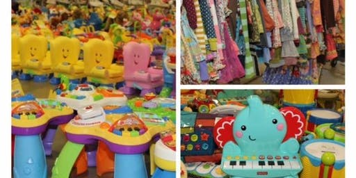 Kid's consignment event: FREE ticket