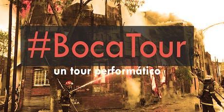 #BocaTour entradas