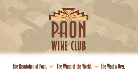 September Wine Club Tasting Party tickets