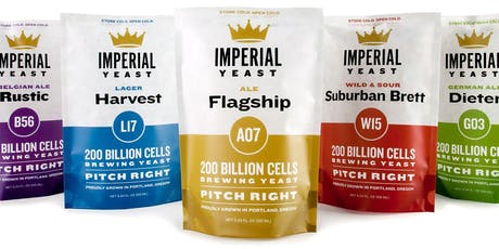 Imperial Yeast Information Evening tickets