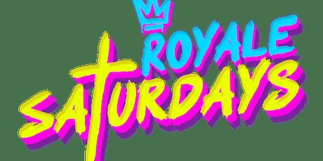 Oktoberfest | Royale Saturdays | 10.5.19 | 10:00 PM | 21+ tickets