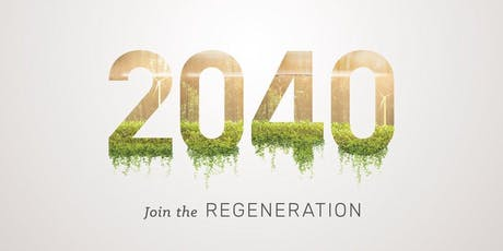 Film screening of '2040', panel session and Q&A  on building eco-resilience tickets