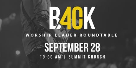 Worship Leaders Roundtable tickets