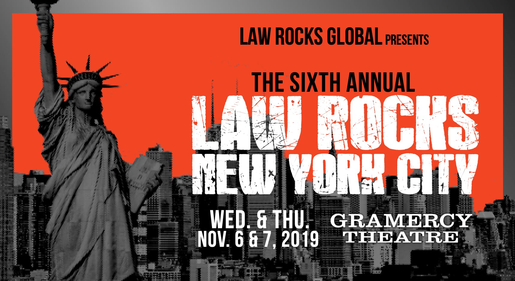 6th Annual Law Rocks New York City