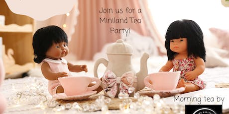 Miniland Tea Party 2-4year olds tickets