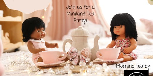 Miniland Tea Party 2-4year olds