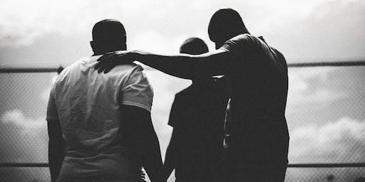 Black Men ~ Suffer in Silence No More