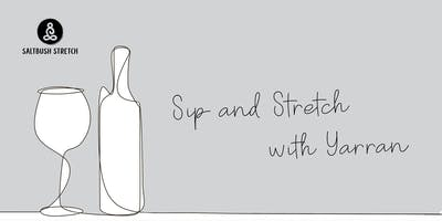 Sip and Stretch November