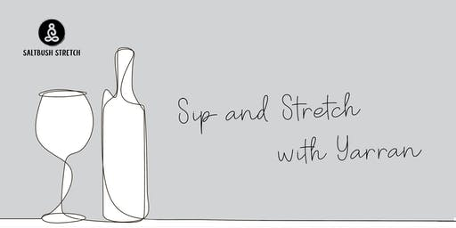 Sip and Stretch October