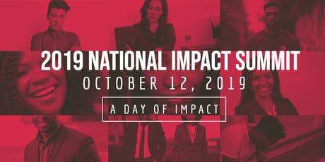 2019 National Impact Summit tickets
