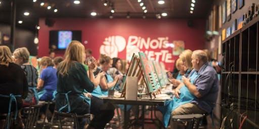 Painting Party Fundraiser at Pinot's Pallete- Ridgewood, NJ