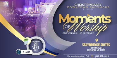 Moments of Worship