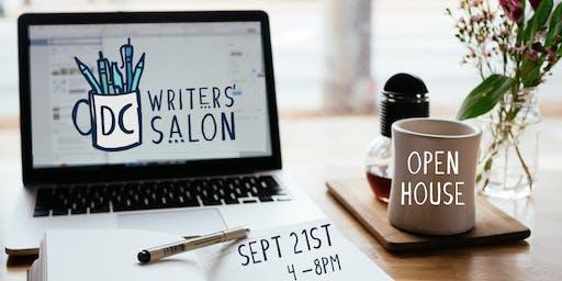 DC Writers' Salon Open House