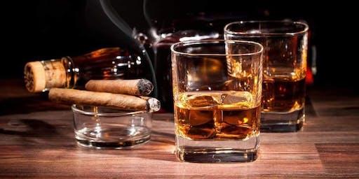 "Whiskey Bid'ness ""and Cigars"" September Event"
