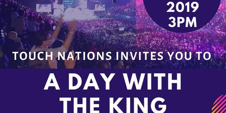 A Day with The King tickets
