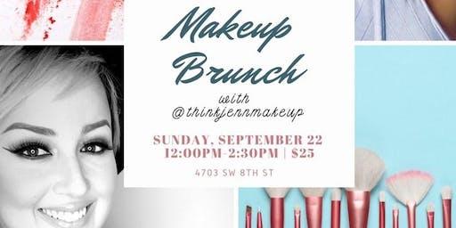 Miami Makeup Brunch with Think Jenn Makeup