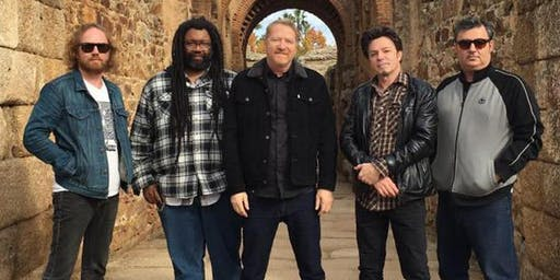 Cracker with Camper Van Beethoven