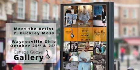 Meet The Artist P. Buckley Moss & Enjoy Her Art! tickets