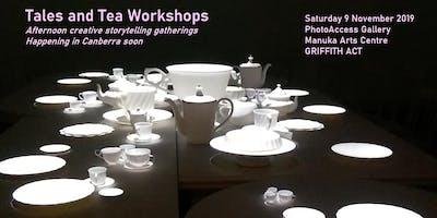 Tales and Tea Creative Storytelling Workshop
