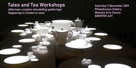 Tales and Tea Creative Storytelling Workshop tickets