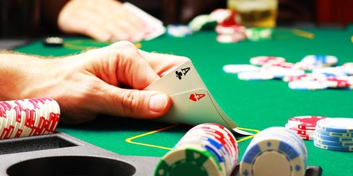 Business Professionals Poker & Networking Night