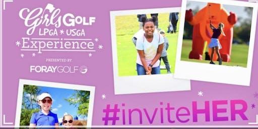 Girls Golf LPGA USA Experience (Ages 8-16)