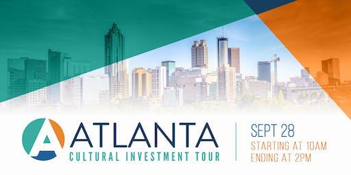 Atlanta Cultural Investment Tour