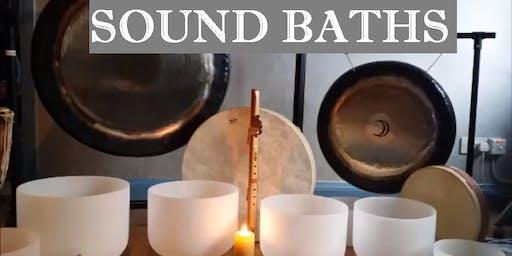 Sound Baths