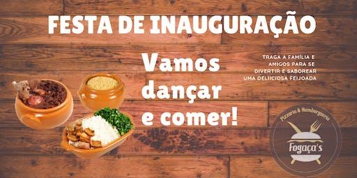 Festa Inauguração Fogaça's