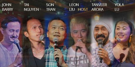 Standing Dragons Comedy Show tickets