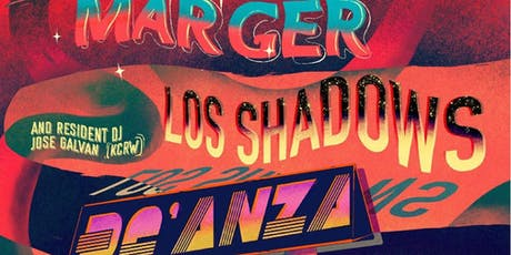 chido / chevere / cool ft. Marger, Los Shadows, De'Anza tickets
