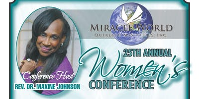 Miracle World Outreach Ministires Women's Conference