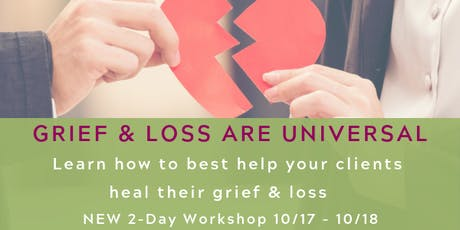 Grief & Loss: What Everyone Needs to Know tickets
