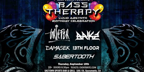 Bass Therapy w/ Griefer, Brikz & More! tickets