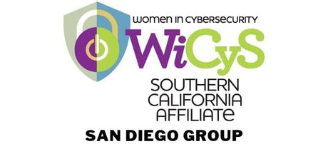 San Diego WiCyS Oct meeting tickets