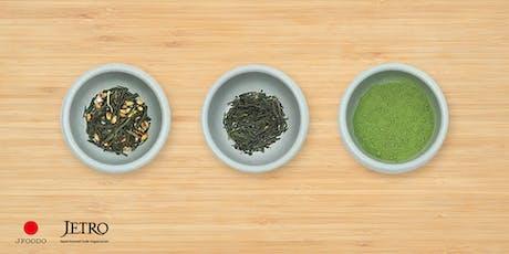 Japanese Tea 101: Seminar & Tasting tickets