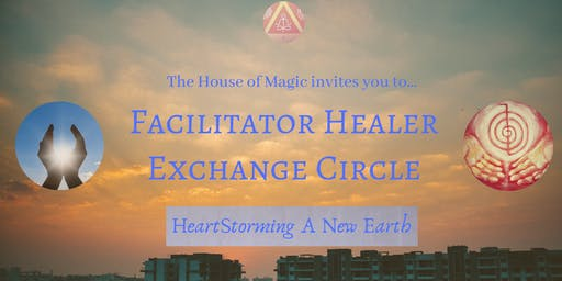Healer and Practitioner Exchange Night and Meditation (Energy Healing - Psychic Readings - Massage - Tarot)