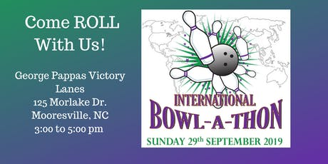 Come ROLL With Us: S.T.A.R.S. Foundation International Bowl-a-Thon tickets