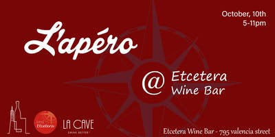 L'Apero @Etcetera Wine Bar