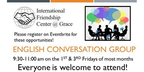 English Conversation Group: Topic - Proverbs from around the World tickets