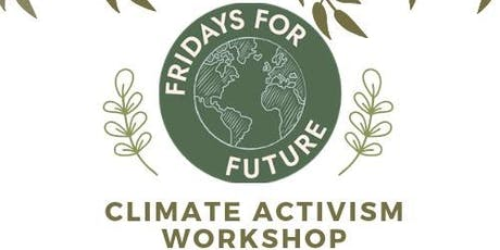 Climate Activism Workshop - Calgary tickets
