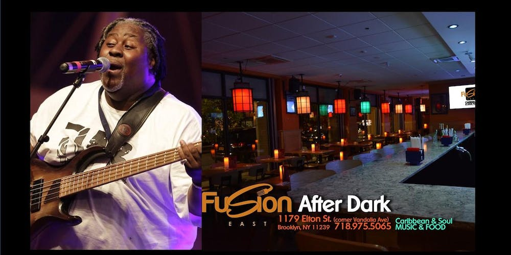 East Brooklyn Jazz and R&B Series at Fusion East Tickets